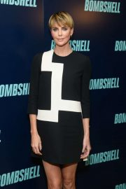Charlize Theron - 'Bombshell' Screening in New York