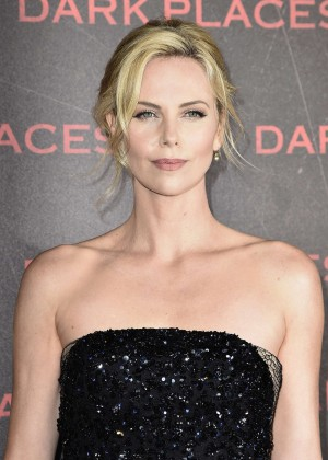 "Charlize Theron - ""Dark Places"" Premiere in Paris"