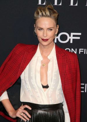 Charlize Theron - ELLE's 25th Women in Hollywood Celebration in LA