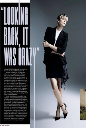Charlize Theron - Empire UK Magazine (July 2020)