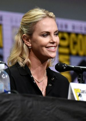 Charlize Theron - EW Women Who Kick Ass Panel at Comic-Con 2017