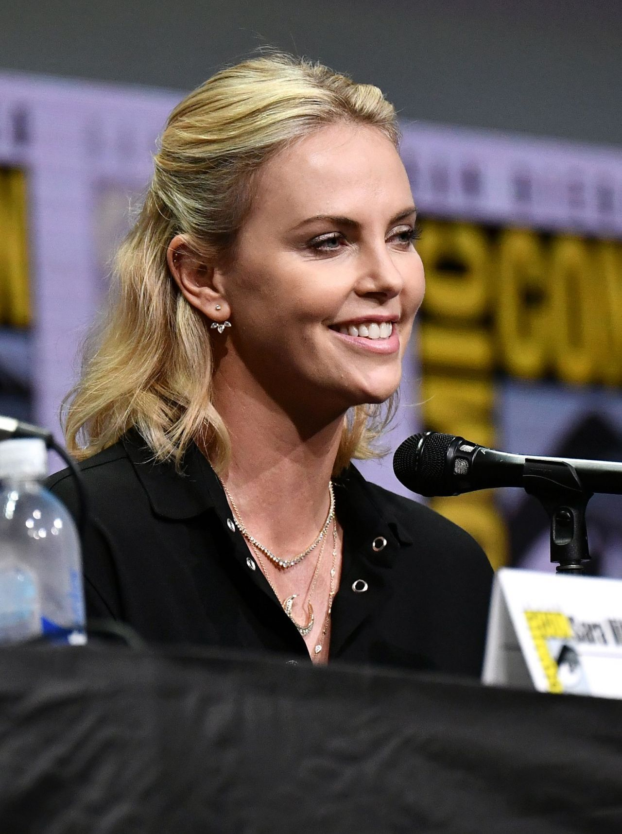 Charlize Theron - EW Women Who Kick Ass Panel at Comic-Con 2017
