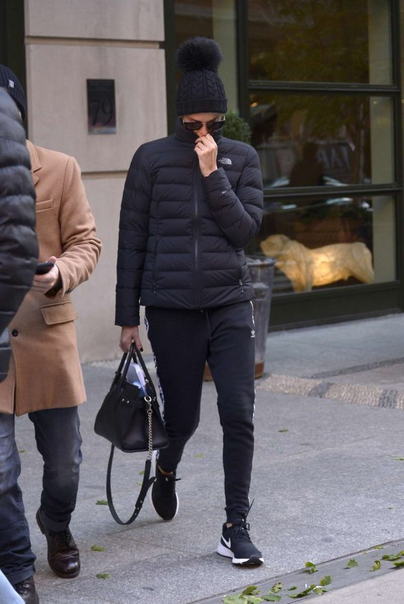Charlize Theron 2019 : Charlize Theron – Exiting her hotel in New York-09