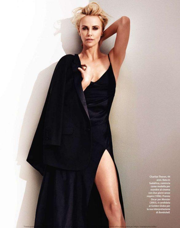 Charlize Theron - F Magazine (January 2020)
