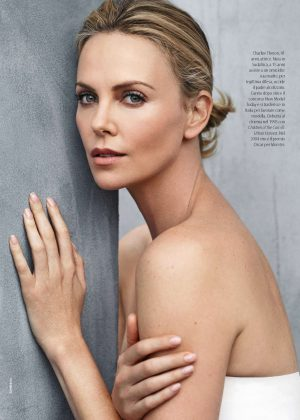Charlize Theron - F Magazine (November 2016)