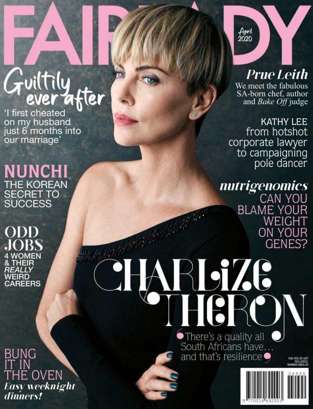 Charlize Theron - Fairlady Magazine (April 2020)