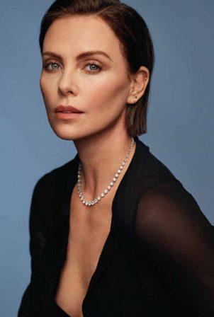 Charlize Theron - Gentlemens Watch Magazine (July 2020 issue)