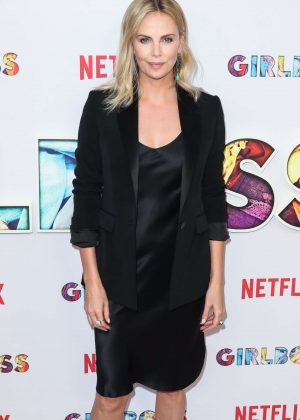 Charlize Theron - 'Girlboss' Premiere in Los Angeles