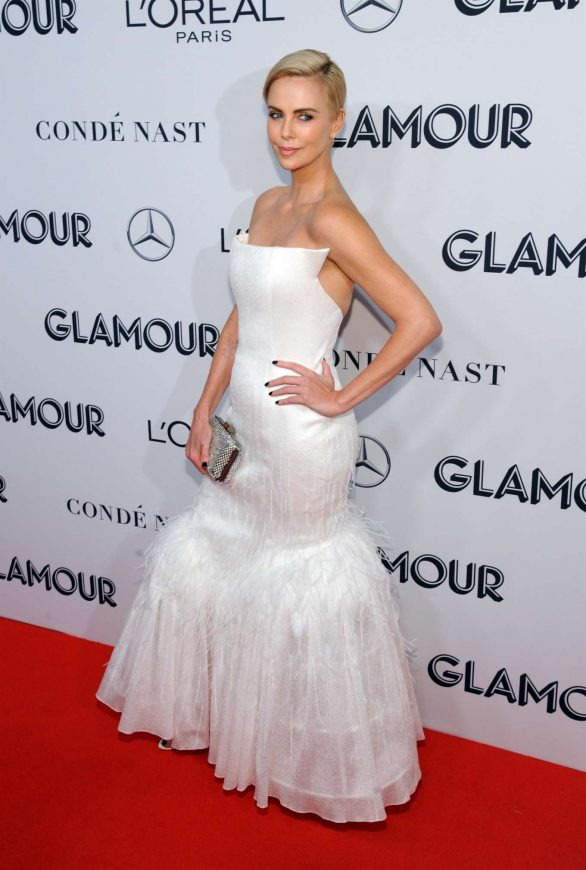 Charlize Theron - Glamour Women Of The Year Awards 2019 in NYC