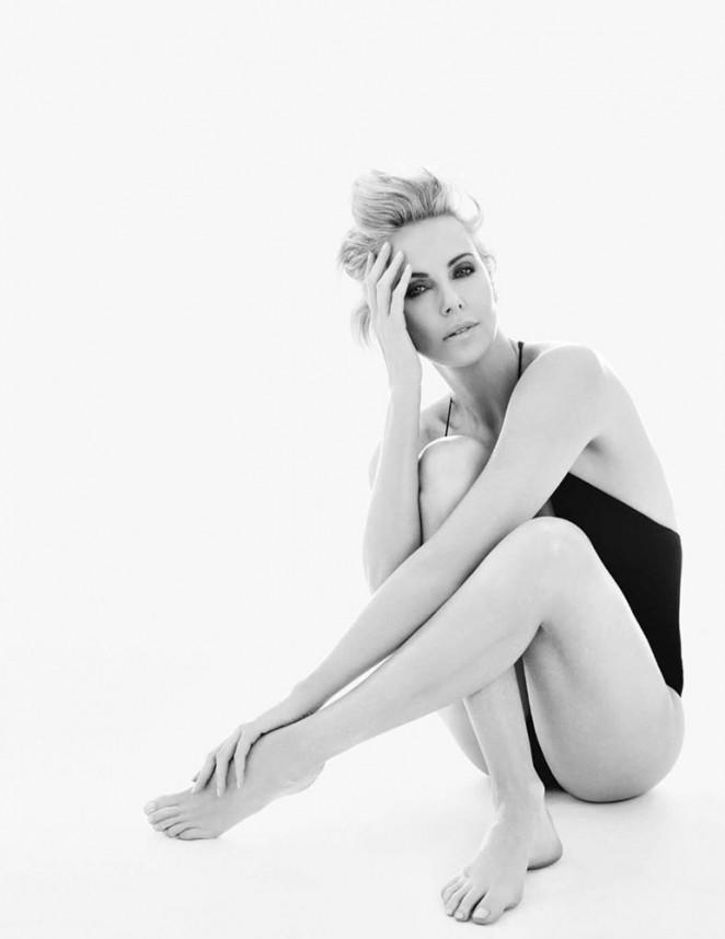 Charlize Theron - GQ UK 2016 -07