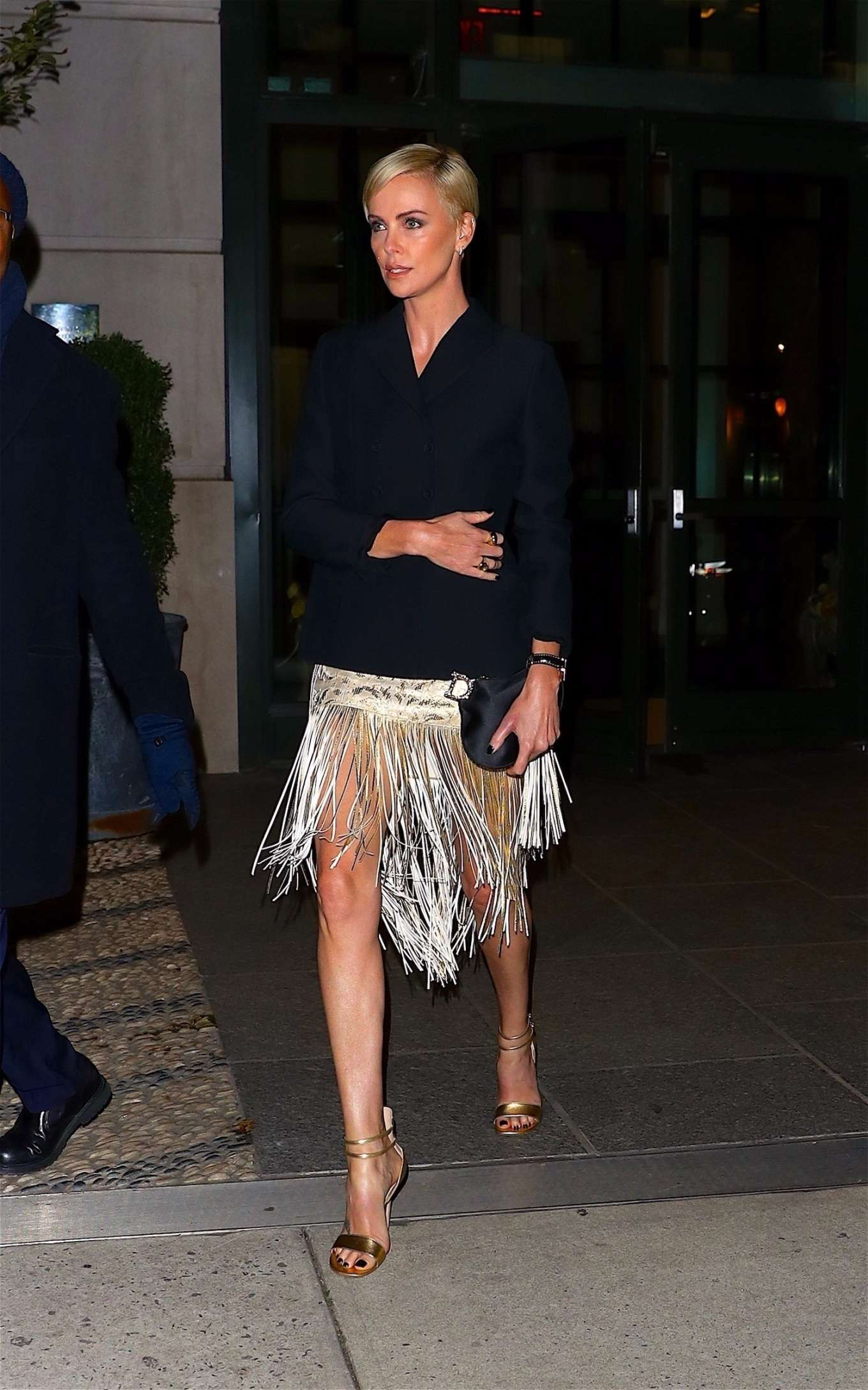 Charlize Theron 2019 : Charlize Theron – Heads to an event in New York City-10