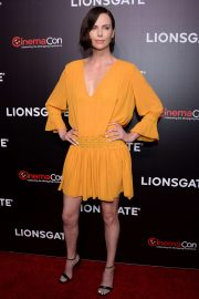 Charlize Theron - Lionsgate Presentation & 'Long Shot' Screening at CinemaCon in Las Vegas