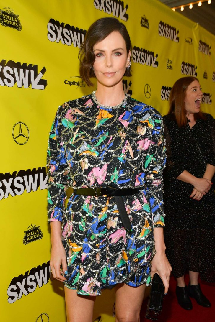 Charlize Theron - 'Long Shot' Premiere at 2019 SXSW in Austin