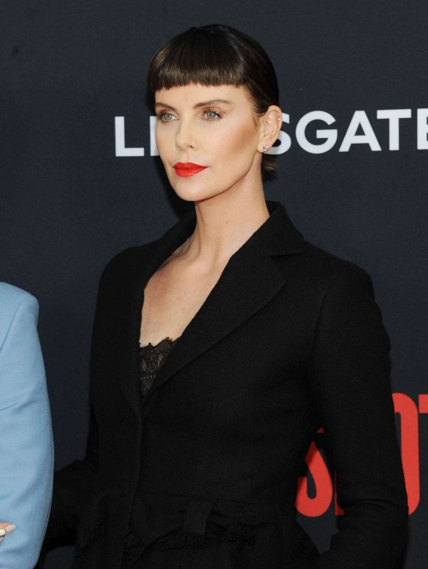 Charlize Theron: Long Shot Premiere in New York -04