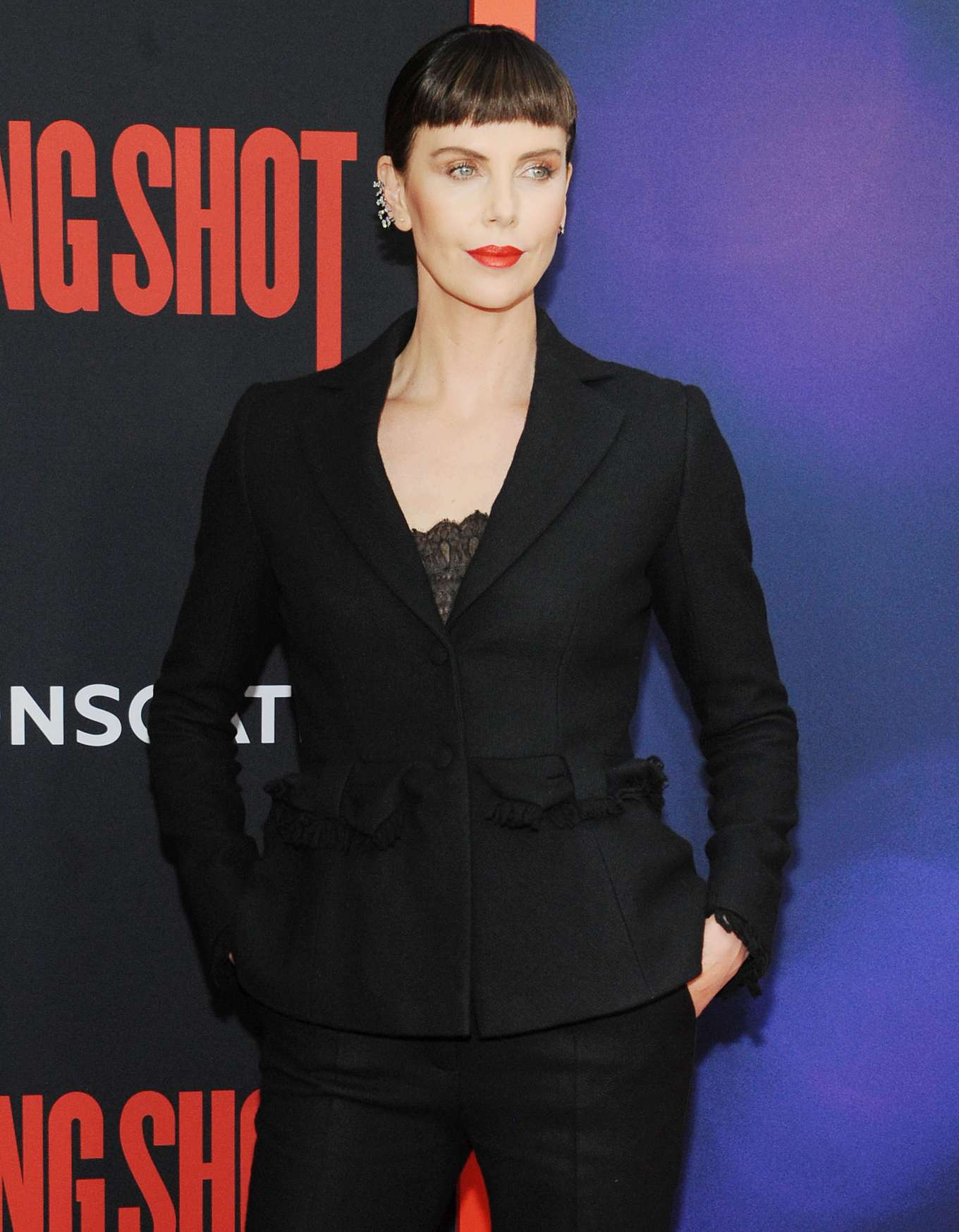 Charlize Theron - 'Long Shot' Premiere in New York