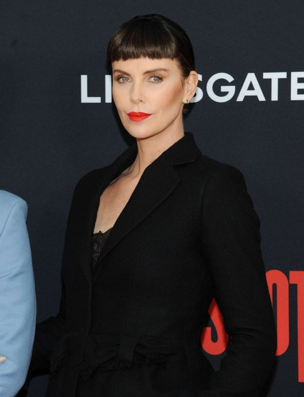 Charlize Theron: Long Shot Premiere in New York -10