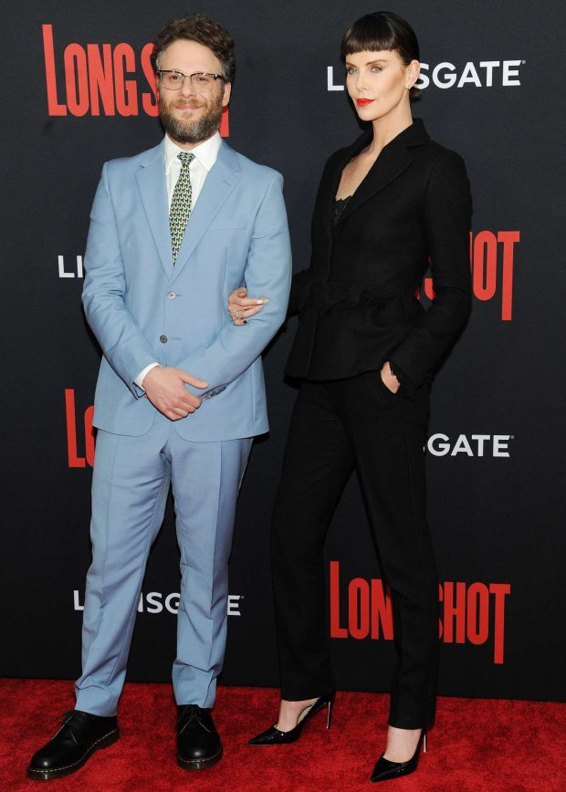 Charlize Theron: Long Shot Premiere in New York -11