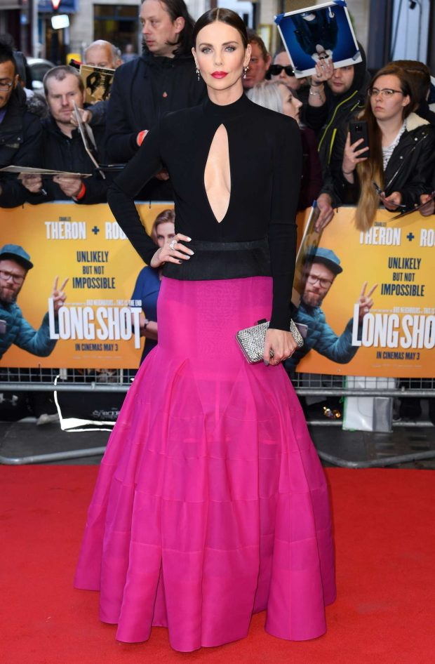 Charlize Theron: Long Shot Special Screening -01