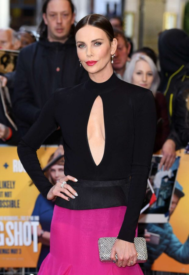 Charlize Theron - 'Long Shot' Special Screening in London