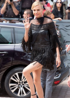 Charlize Theron - 'Mad Max: Fury Road' Photocall at 2015 Cannes Film Festival in Cannes