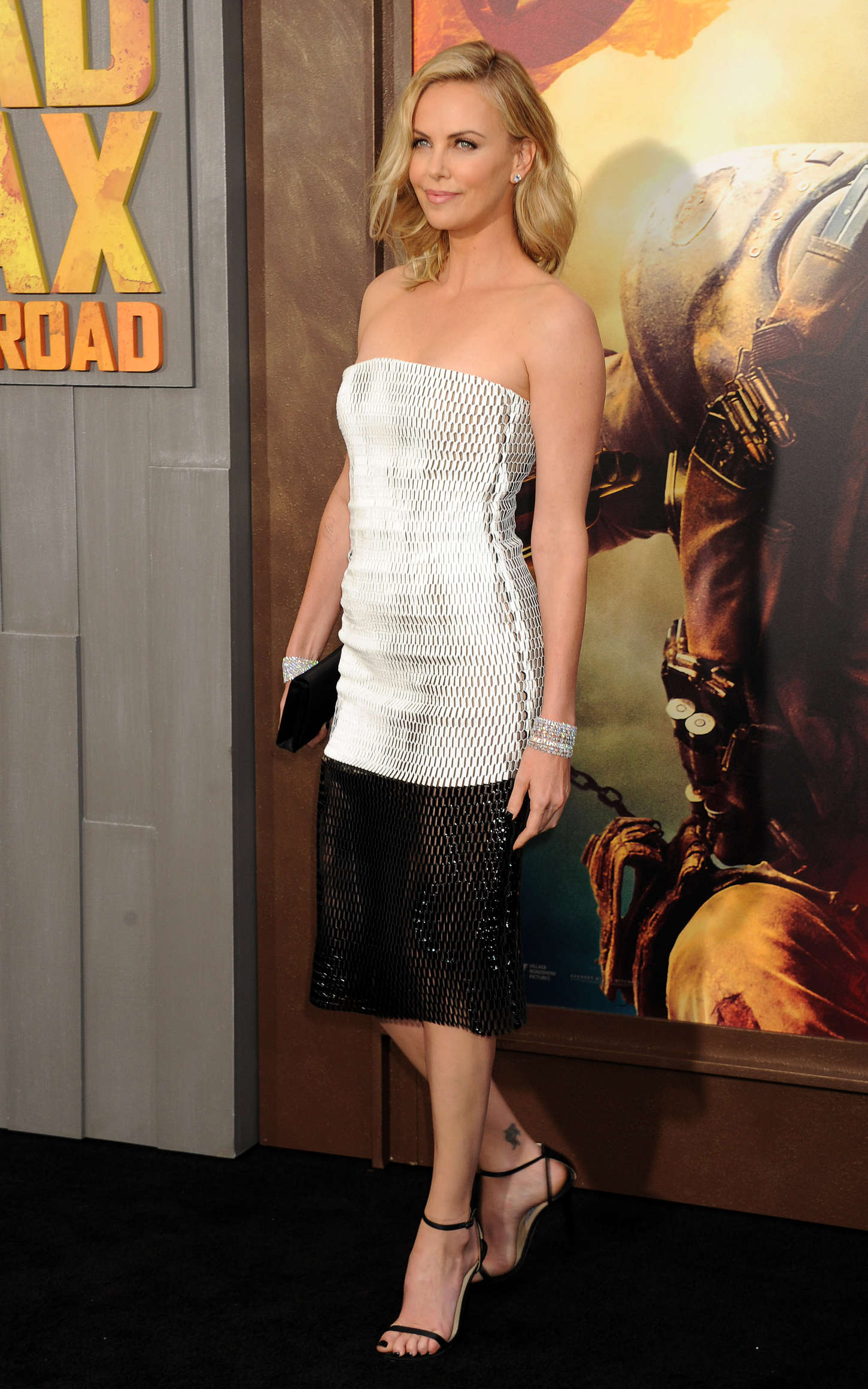 Charlize Theron - 'Mad Max: Fury Road' Premiere in Hollywood