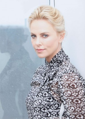 Charlize Theron - 'Mad Max: Fury Road' Press Conference in Hollywood