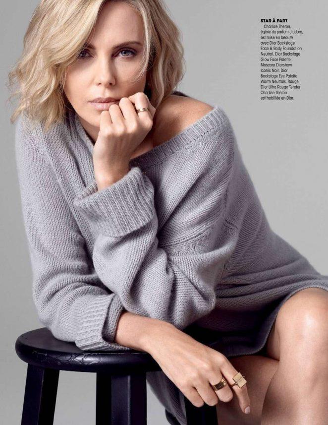 Charlize Theron - Madame Figaro Magazine (November 2018)