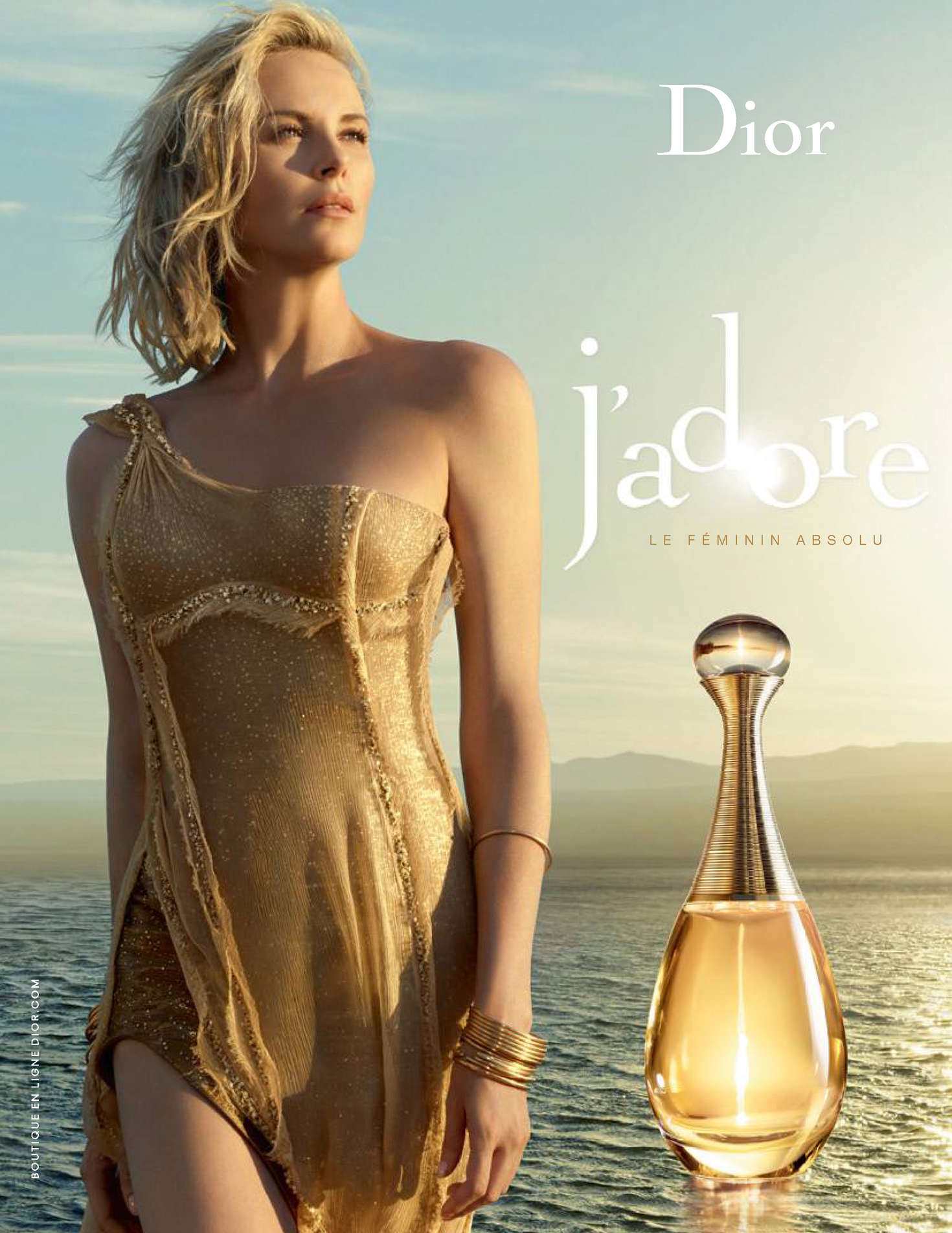 Charlize Theron - Madame Figaro Magazine (October 2016)
