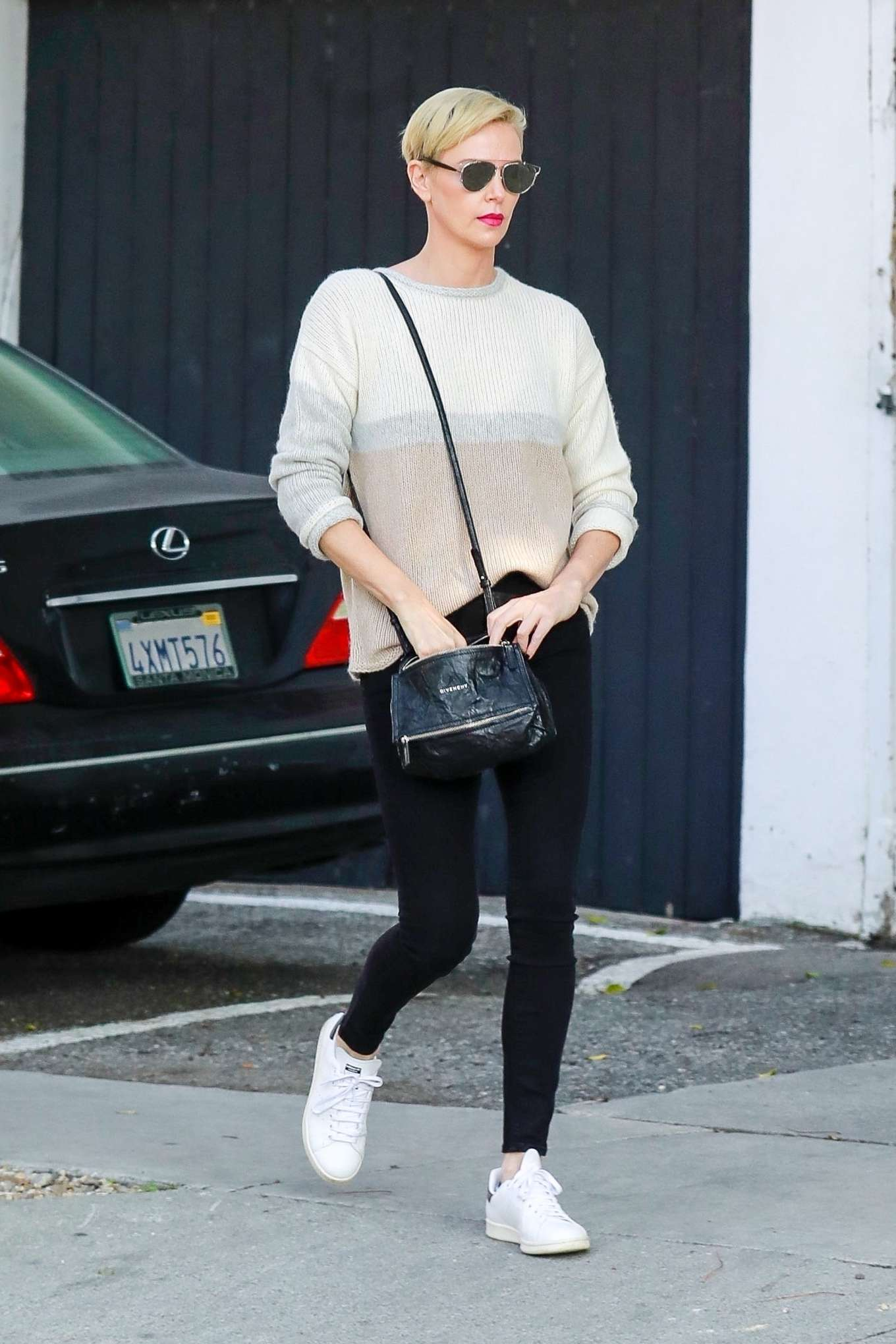 Charlize Theron 2020 : Charlize Theron – Makes a solo trip to a furniture store in Los Angeles-09