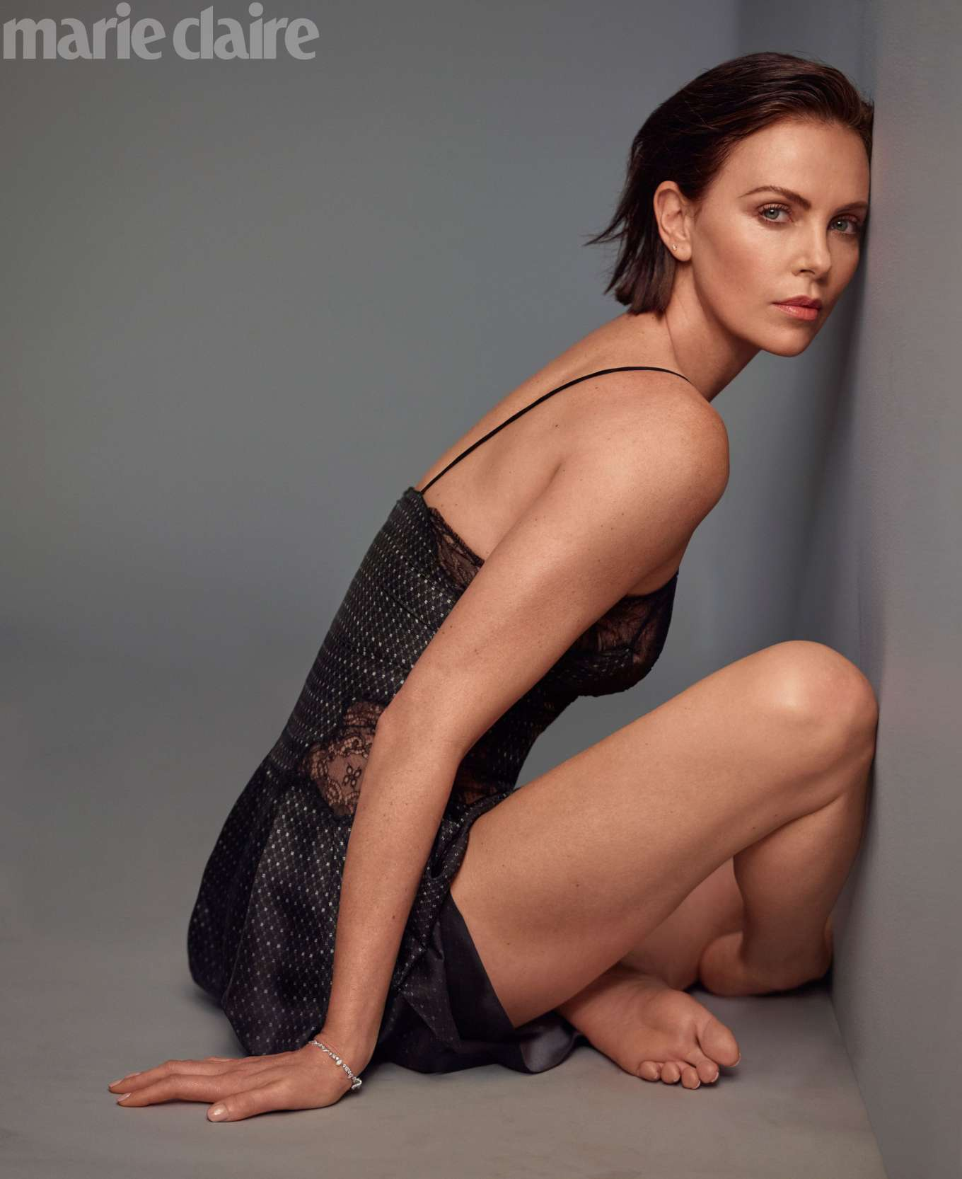 Charlize Theron - Marie Claire Magazine (June 2019)