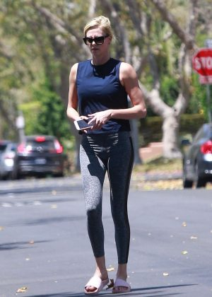 Charlize Theron - Out in Los Angeles