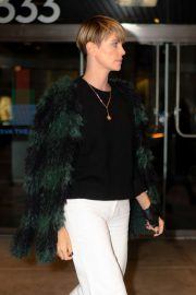 Charlize Theron - Out in New York City