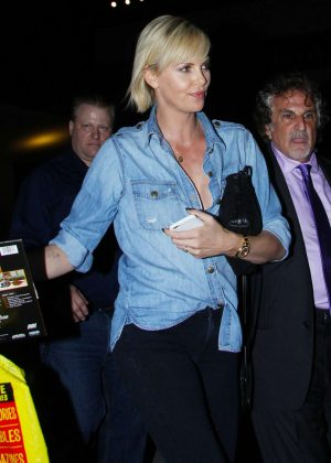 Charlize Theron - Reunion For '2 Days In The Valley' in Los Angeles