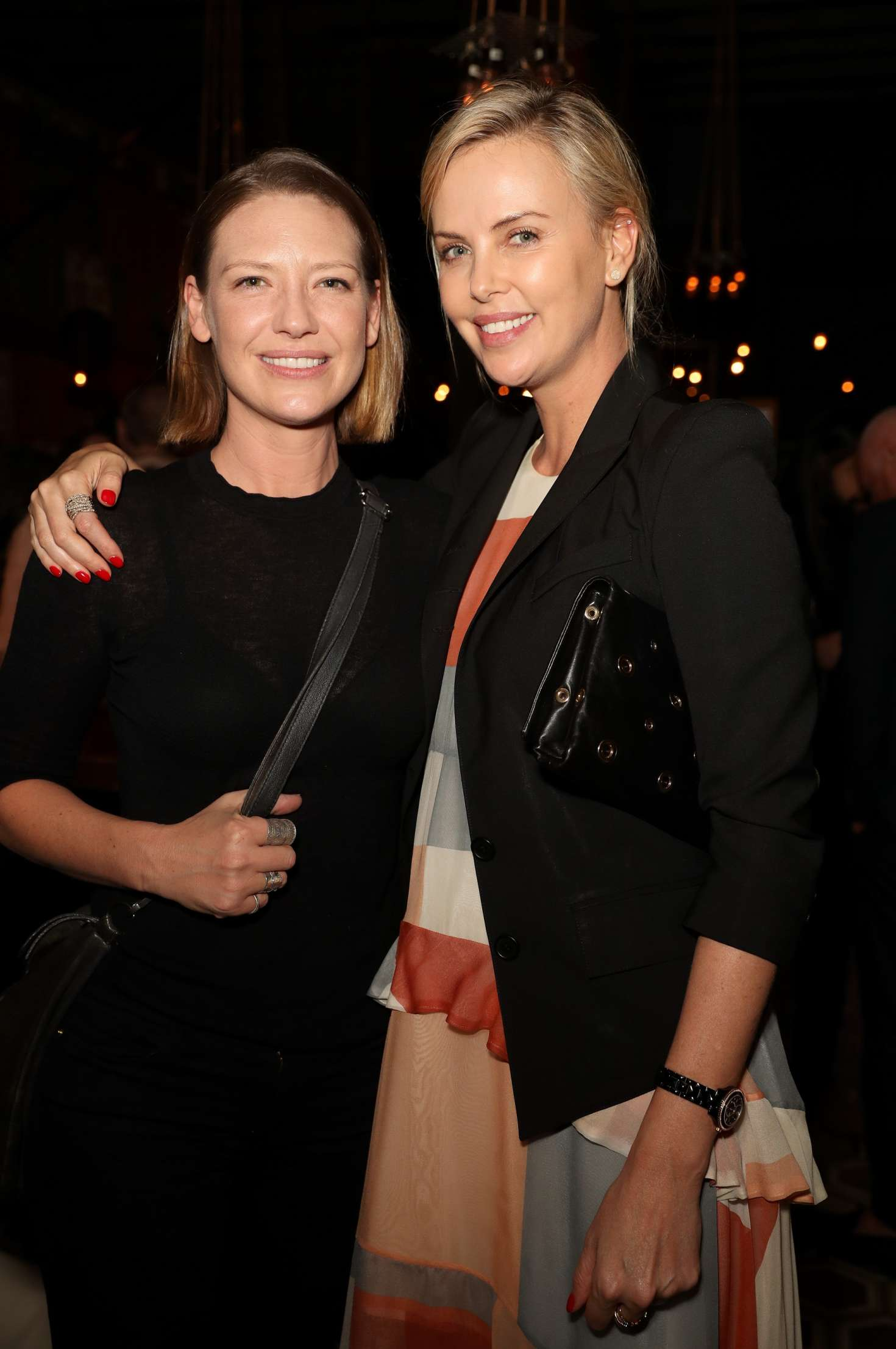 Charlize Theron - 'Shelter For All' Campaign Event in Los Angeles