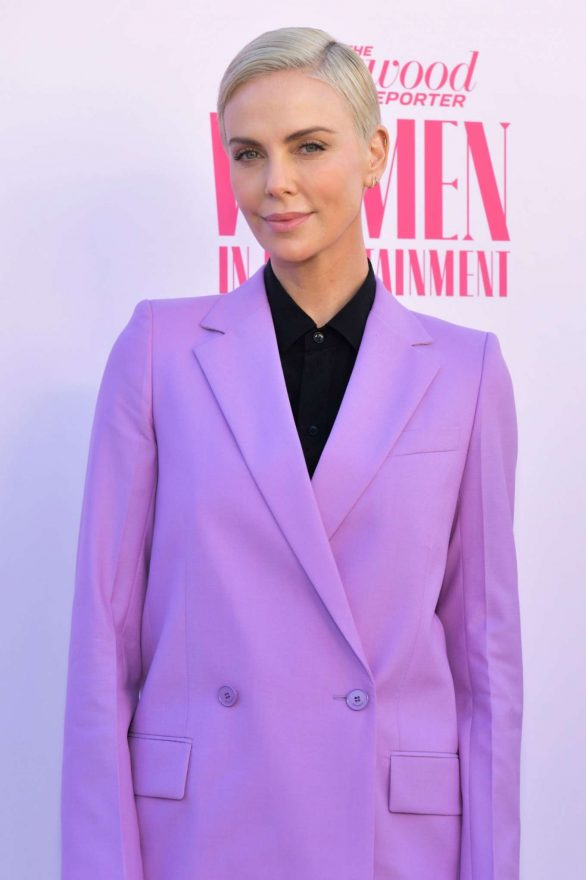 Charlize Theron - The Hollywood Reporter's Power 100 Women in Entertainment in Hollywood