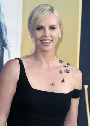 Charlize Theron - 'The Huntsman: Winter's War' Premiere in Westwood