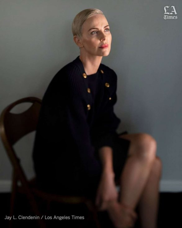Charlize Theron - The Los Angeles Times Shoot (December 2019)