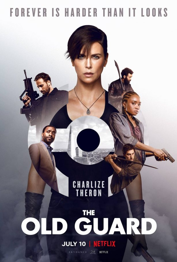 Charlize Theron - 'The Old Guard' Promotional Picture 2020