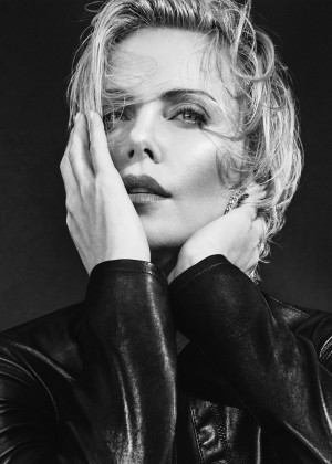 Charlize Theron – V Magazine #101 (Summer 2016) adds