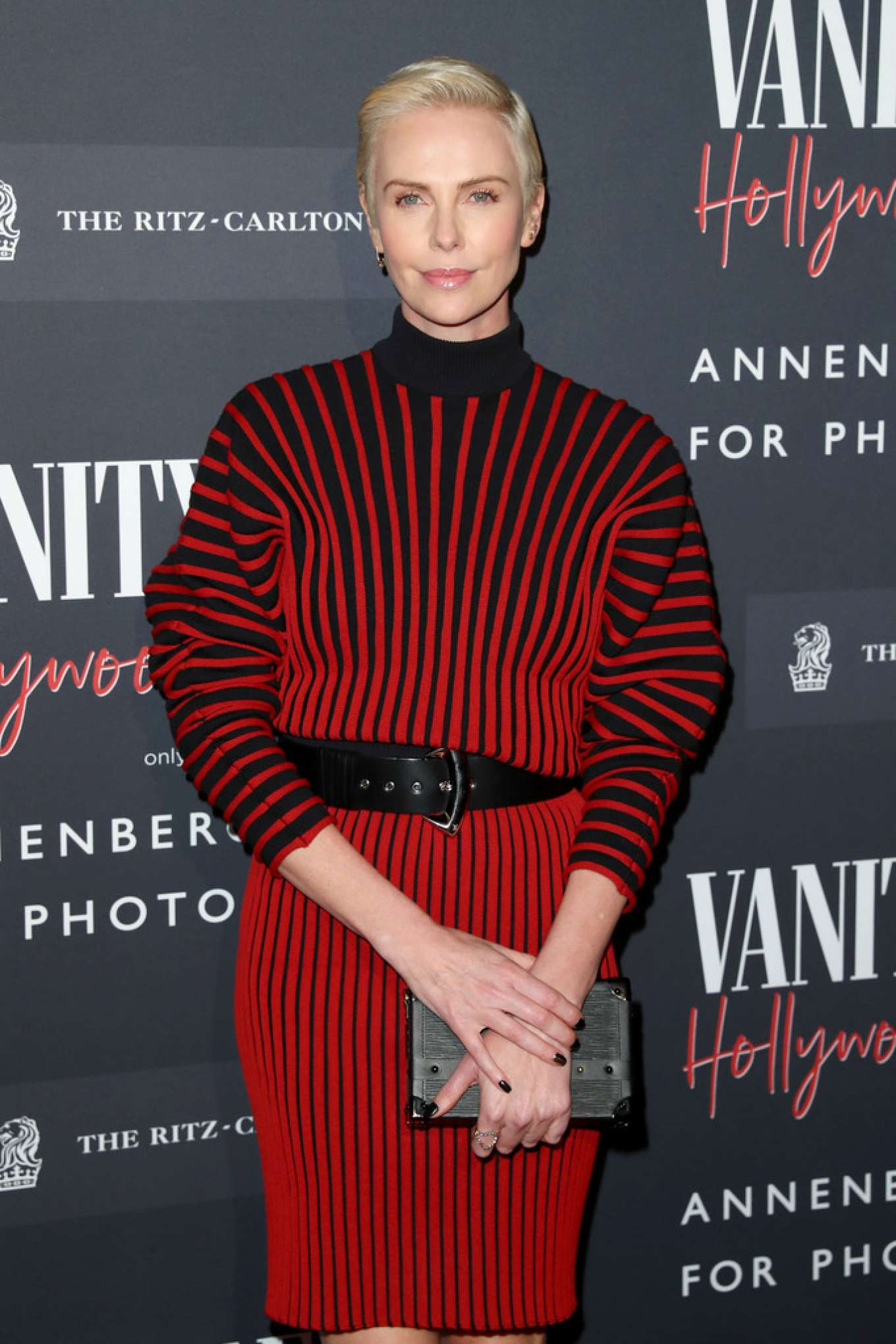Charlize Theron - 'Vanity Fair: Hollywood Calling' Opening in Century City