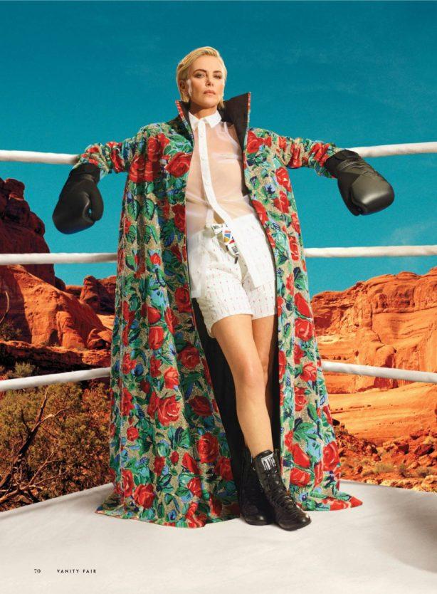 Charlize Theron - Vanity Fair USA - Hollywood 2021