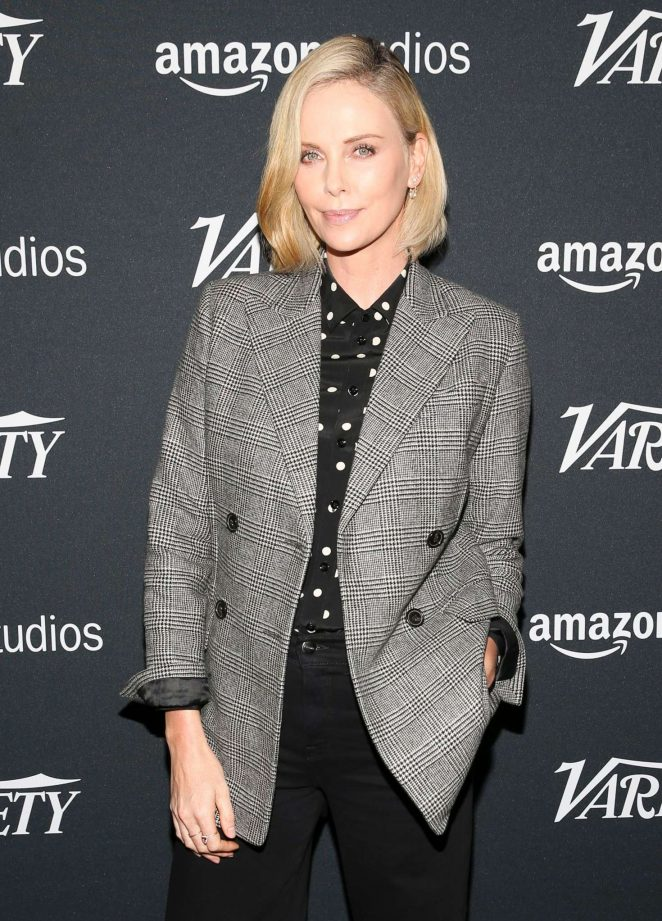 Charlize Theron - Variety's Actors on Actors Awards Studi Day 1 in Los Angeles