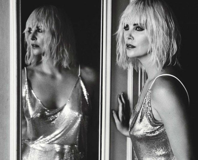 Charlize Theron - W Magazine (August 2017)