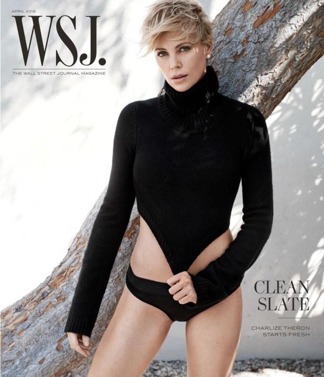 Charlize Theron – WSJ Magazine (April 2016)
