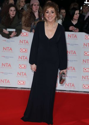 Charlotte Bellamy - National Television Awards 2018 in London