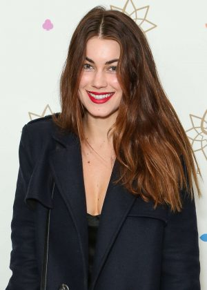 Charlotte Best at The Star Launch in Sydney