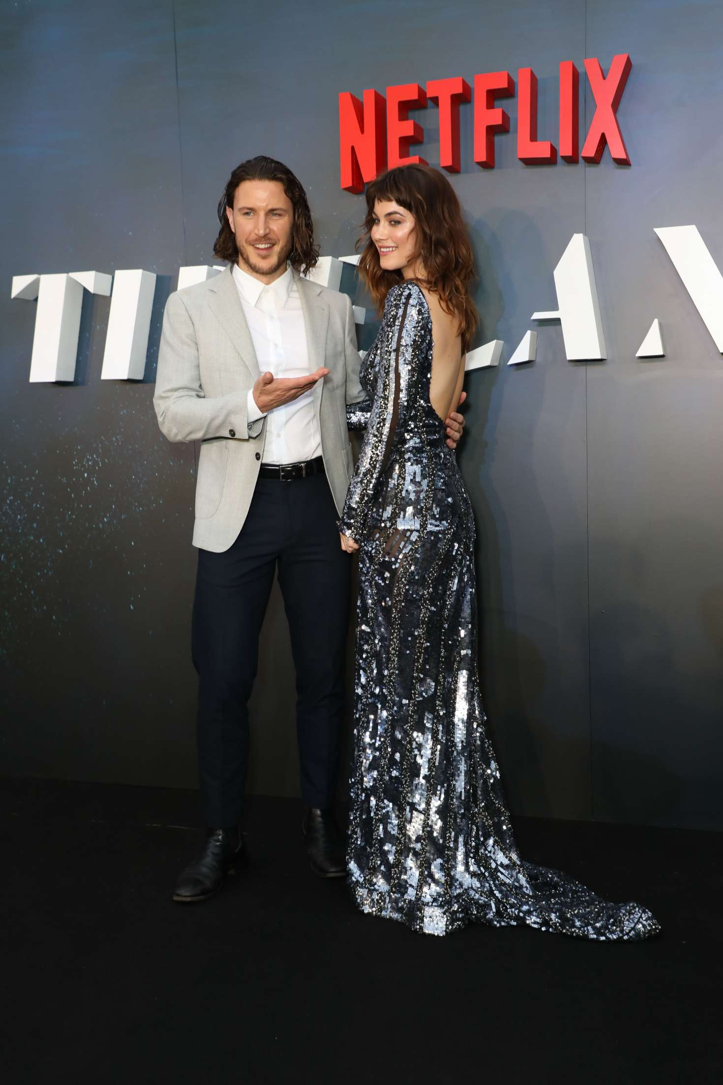 Charlotte Best 2018 : Charlotte Best: Tidelands Premiere in Sydney -04