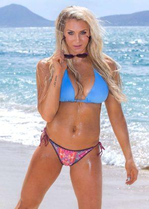 Charlotte - Bikini Photoshoot 2016