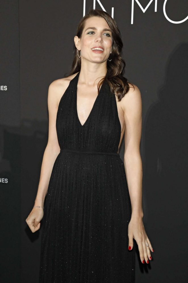 Charlotte Casiraghi – Kering Women in Motion Awards Dinner at 2018 Cannes Film Festival