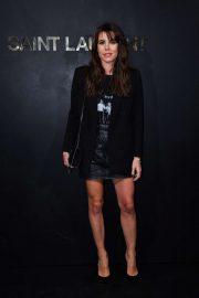 Charlotte Casiraghi - Saint Laurent Womenswear SS 2020 Show at Paris Fashion Week